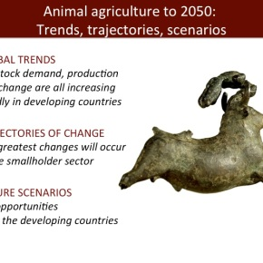 Jimmy Smith on mega trends in livestock production in the world's emerging markets: Part 1