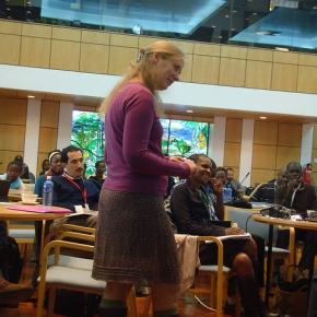 Realpolitik–Nairobi 'Community of Practice' communicators get real practice impactingpolicymakers