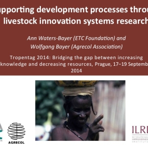 Livestock innovation systems: Research contributions from ILRI over the decades