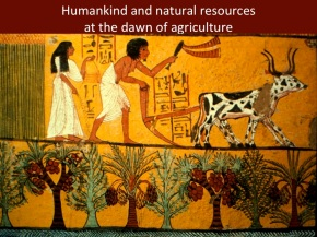 Natural resources: Abundant or scarce? (That would depend on just how 'natural' we think human resources are)
