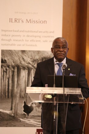 Help smallholders protect their environments and adapt to climate change––IFAD president challenges livestockresearchers