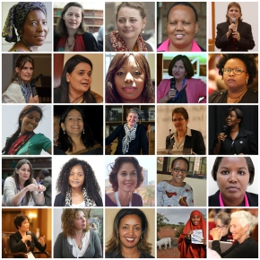 Year-end pix: Portraits of some of our favourite women (WILD) and men (MILD) in livestock development