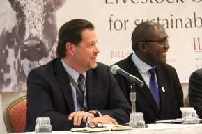 Highlights of a special 'livestock evening' at the Borlaug Symposium