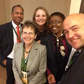 Storify highlights of special livestock session at the Borlaug Dialogue in Iowa