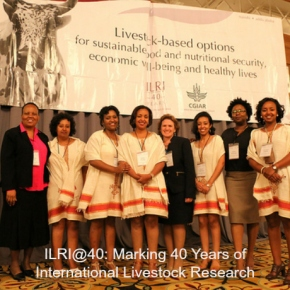 ILRI 40-year-anniversary: Eventhighlights