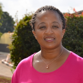 Ann Mureithi joins ILRI as senior administrative officer in director general'soffice