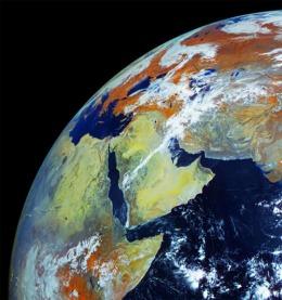 HornOfAfricaFromSpace