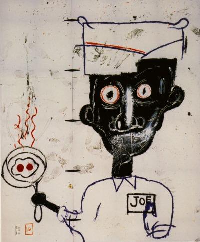 BasquiatJean-Michel_EyesAndEggs (1983)