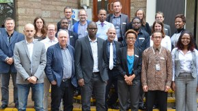 Scientists from France and Kenya meet in Nairobi to sketch out plans for joint livestock research projects inAfrica