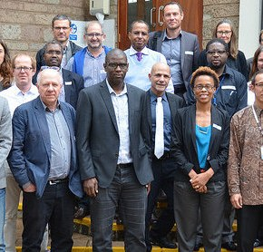 Scientists from France and Kenya meet in Nairobi to sketch out plans for joint livestock research projects in Africa