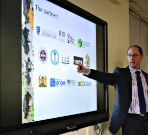 UK chief scientific adviser visits Kenya: Part 2—'One Health' surveillance of infectious livestock-to-human diseases