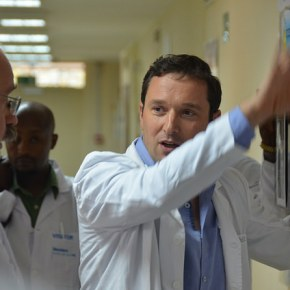 UK chief scientific adviser visits Kenya: Part 4—Development of a field-friendly diagnostic test for MERS