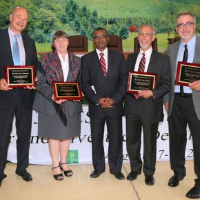 Ethiopia recognizes ILRI contribution to the country's livestock sector growth and transformation
