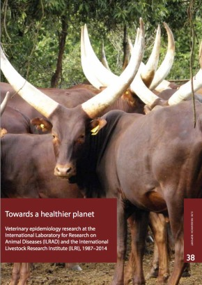 'Soft' science at ILRAD/ILRI: A lively look back at three decades of veterinary epidemiology for development