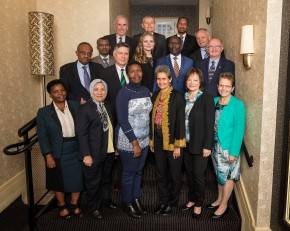 ILRI Board of Trustees meets in Washington DC