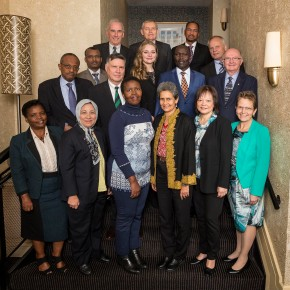 ILRI Board of Trustees meets in WashingtonDC