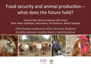 Some of ILRI's top livestock slide presentations in 2015