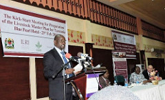 Tanzania 'Livestock Master Plan' projectlaunched