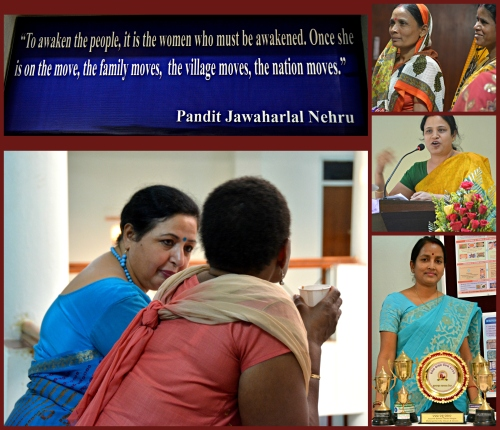 Bhubaneswar_Collage_Women