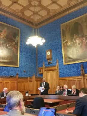 Jimmy Smith's address to UK parliamentary group on the potential of livestock for development