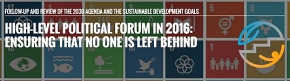 No one left behind: Livestock at the High-level Political Forum on SustainableDevelopment