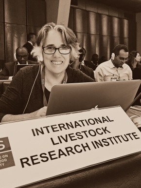 ILRI remarks to UN Committee on Food Security commending newly agreed livestock recommendations