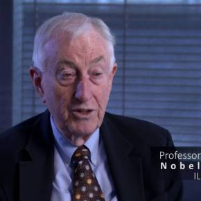 Medicine Nobel Laureate Peter Doherty is patron of the International Livestock Research Institute