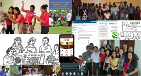 The story of Humidtropics agricultural innovation capacity development,2014-2016