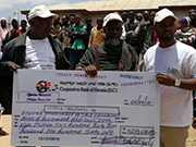 Largest-ever micro-insurance payout made to Ethiopianpastoralists