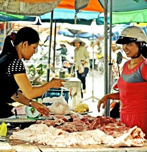 Hanoi workshop held on providing safer pork products inVietnam