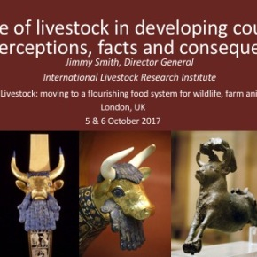 Livestock in developing countries—Misperceptions, facts andconsequences
