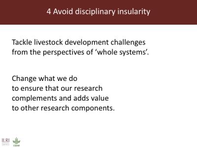 News From Ilri International Livestock Research Institute