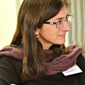 Lora Iannotti on livestock and animal-source foods at Berlin's Global Forum for Food andAgriculture