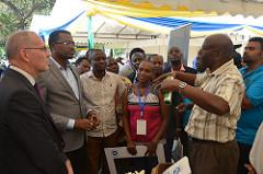 Minister headlines Arusha livestockfair