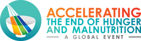 This week: A global event on Accelerating the End of Hunger and Malnutrition