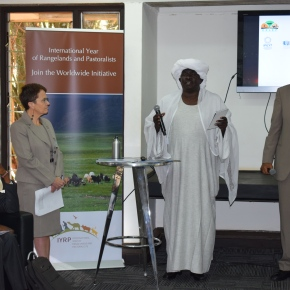 Momentum builds at UNEA for an International Year of Rangelands andPastoralists