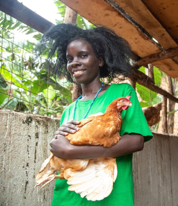 East Africa Youth Inclusion Program - Heifer Uganda