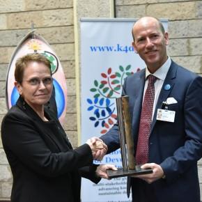 ILRI knowledge management recognized internationally