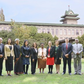 ILRI and China's Nanjing Agricultural University commit to deepen collaboration for livestock research and capacity development