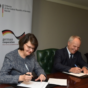 ONE HEALTH FOR AFRICA: Germany's BMZ initiates a new 'One Health Research, Education and Outreach Centre for Africa'