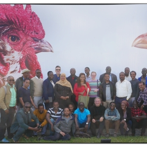 Building capacity of African researchers in genomics to play key role in boosting  productivity of livestock systems