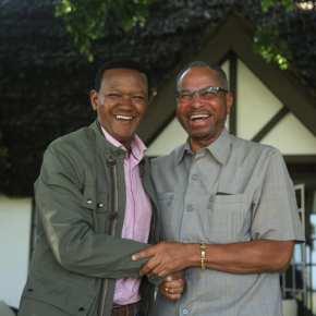 Governor Mutua visits Kapiti ResearchStation