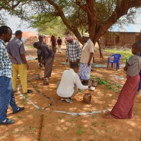 Livestock route mapping for improved health of humans, animals and theenvironment