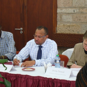 ILRI's response to the pandemic: A deepening engagement with the press andpolicymakers