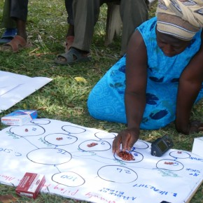 Expanding capacity for participatory disease surveillance in Uganda